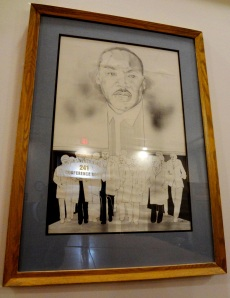 Martin Luther King Art at MDCR