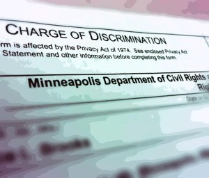 Charge of Discrimination