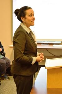 New OPCR Director Imani Jaafar